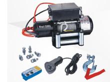 5000lb 12V Mini Offroad Tời cho dây điện với SGS