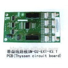 Elevator Circuit Board for elevator parts