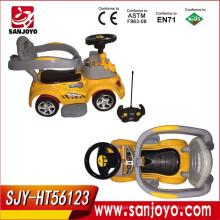 Multi-función Toy Car Children Outdoor Ride en excavadora coche bebé Toy Car HT-56123