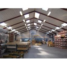Almacén de almacenamiento prefabricado de estructura de acero (KXD-SSW1244)