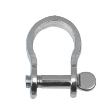 Stamp Bow Shackle Stainless Steel