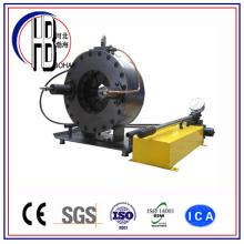 Máquina de friso da mangueira manual de friso da máquina hidráulica da mangueira