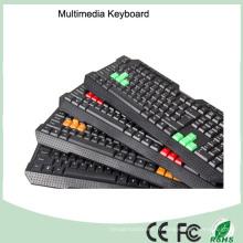 Le dernier clavier ergonomique USB USB ergonomique (KB-1688M-B)