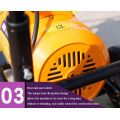 Pulverizador mal ventilado pneumático 2.5KW da pintura de REDSUN