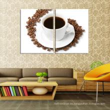 Cartel del café para el restaurante