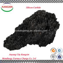 Partículas de carboneto de silício