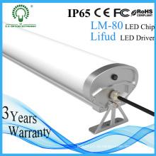 Wasserdichte 5ft 150cm Tri-Proof LED Lampe mit Epistar Chips