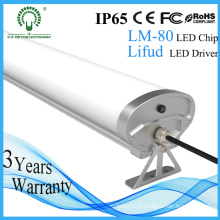 Waterproof 5ft 150cm Tri-Proof LED Lamp with Epistar Chips