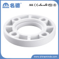 PPR White Fittings-Flange for Building Materials