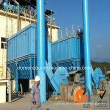 Filtro de aire de proceso de madera