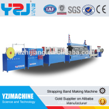Automatic PP straps making machine manual straps