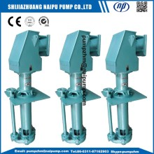 vertical submersible slurry pump
