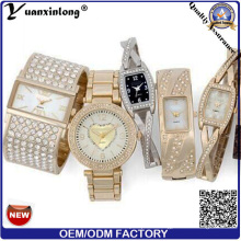Yxl-267 Brand New Mode Femmes Robe Montre-Bracelet Montre En Gros Moins Cher Casual Montre Dames Vogue Wrist Watch Lady