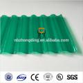 0.8mm 10-year warranty polycarbonate PC corrugated roma sheet
