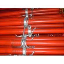 Hohe Qualität, Niedriger Preis Einstellbare Konstruktion Metall Unterstützung / Stahl Requisiten für Verkauf Tj0203