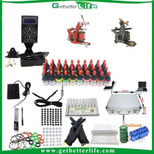 2014getbetterlife New Arrival Best Selling Complete Tattoo Machine Kits
