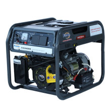 3kw Gasoline Generator with Wheels and Handles