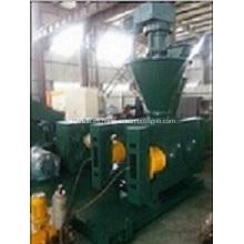 Equipos de maquinaria de granulación por laminación en seco de yeso