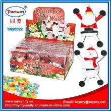 Novo Design Criança Faviate Brinquedos de Natal com Doces Doces