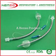 HENSO Tubo Endotraqueal Reforzado de PVC