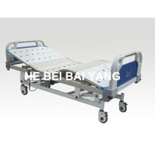 A-10 lit d'hôpital électrique à trois fonctions