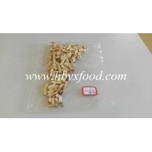 Granules Shiitake déshydratés de 9 * 9 mm
