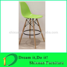 New style popular high quality plastic bar chair