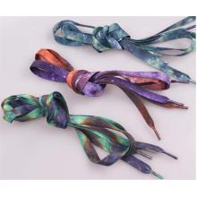 Shoe Lace Flat Colorful Sublimation Shoelace