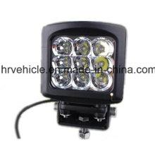 Luz cuadrada del trabajo del punto del CREE LED 45W