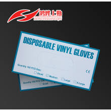 vinyl exam industrial glove