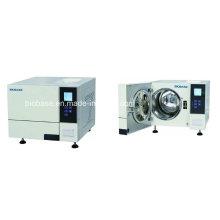 Biobase automático de alta temperatura e pressão autoclaves rápidas com 18L ~ 80L