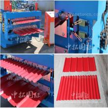 Double Deck roll Umformmaschine