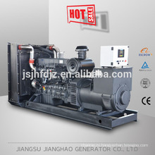 Молчком тепловозный комплект генератора 400kw 500kva,с водяным охлаждением электрический генератор