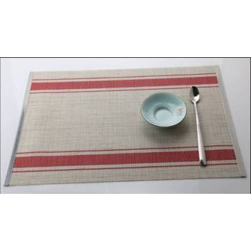 Factory Supply Factory price for Pvc Placemat, Pvc Dining Mat, Pvc Table Mat, PVC Mat Supplied by the Manufacturer home plus metal frame eat mat export to Germany Wholesale