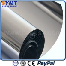 Precio de la lámina de tantalio de alta pureza 99.95%