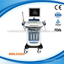 El más vendido MSL 4D ultrasonido escáner MSLCU24