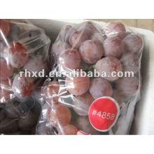 granja propia uva roja fresca