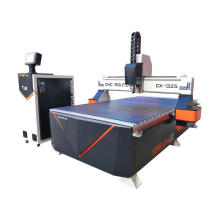 Jinan superstar 3KW spindle cnc router woodworking machinery
