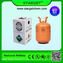 Gaz réfrigérant mixte R404A à haute pureté 99,8%