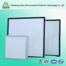 Filtros de aire con separador de papel, verdadero filtro HEPA