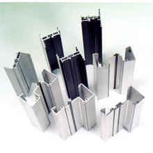 Extrusion d'aluminium extrudé en aluminium (HF014)