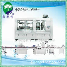 2013 Good quality automatic mineral water filling packaging device