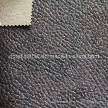 Высокое качество дышащий PU мебели кожаный (qdl по-FB0049)