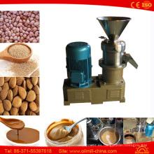 Máquina de procesamiento de la fabricación de la mantequilla de nuez del fabricante del cacahuete coloidal vertical del molino coloidal
