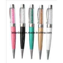 Высокого класса кристалл Swarovski подарочная ручка (LT-C467)