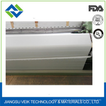 Tissu de fibre de verre de papier d'aluminium d'épaisseur de 0.13mm
