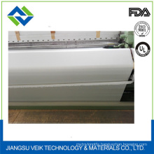 0.13mm thickness Aluminum Foil Fiberglass Cloth