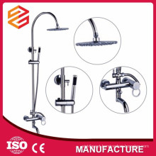 rain shower head set tap bathroom shower mixer set