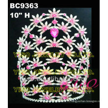 Мода стразы тиара корону