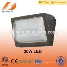 Baixo preço IP65 30-60W LED pacote de iluminação de parede